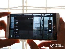 HTC One max拍照界面-指纹识别 4G支持 巨屏HTC One max评测