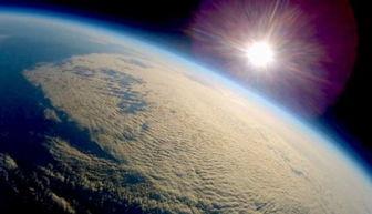 天文爱好者 太空拍地球 完美照片堪比NASA