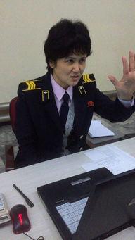 高丽航空售票处工作人员描述乘飞机环游平壤的情况-朝鲜推出新旅游...