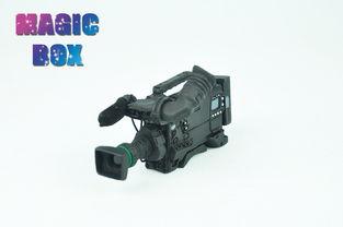 MAGIC BOX 新品 6 摄像机模型 Video camera 玩家社区 专业的兵人模...