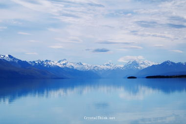 【Lake Pukaki/South Island 静候在路途上的绝美湖泊】-抛掉LP,真正...