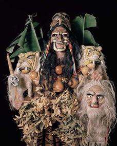 ...术家的玻利维亚魔幻之旅 邂逅巫医