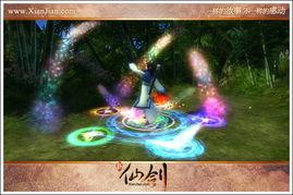 凡仙踏天-技能是《新仙剑》中另一项仙与侠元素的结合,不仅针对四种职业,...