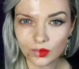 美妆博主 化妆品才是整容液