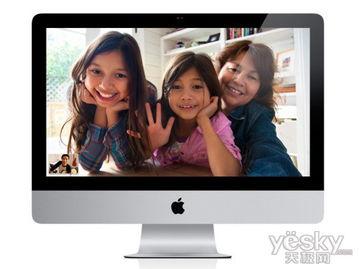 苹果21.5 iMac一体电脑-四核i5芯独显 苹果iMac一体机售11498元