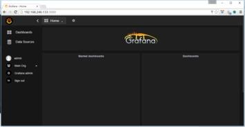 Grafana Zabbix 部署分布式监控系统