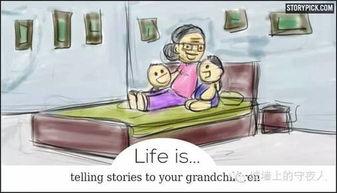 2015工口动漫网-...k上点赞的英文漫画 人生的意义