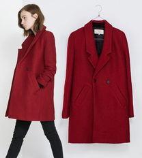 ...套女1255 216 已卖 毛呢大衣