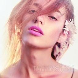 能让春季少女的表情更加梦幻、更加萌.上妆过程中可以选择两款撞色...