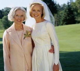 婚礼妈妈礼服图片欣赏 女儿结婚妈妈穿什么好