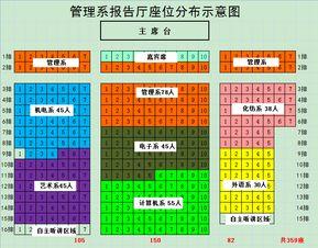 cz6713座位分布图-关于4月12日举办 江阴学院大讲堂 的通知