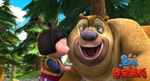 品的国内首部真3D卡通大电影《熊出没之夺宝熊兵》宣布提档1月17日...