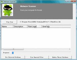 ....0 英文绿色免费版 恶意软件扫描仪 帮助保护电脑的安全