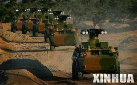 我军强化装甲战场再生能力 新装甲抢修设备列装