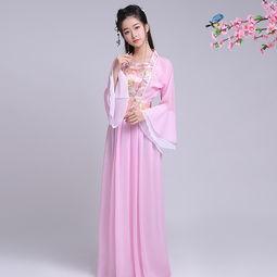 古装服装仙女装