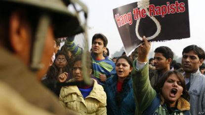 印度6岁女童在学校被强奸 疑有体育教练参加