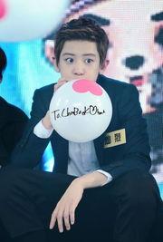 ...结束了2013亚洲偶像盛典之后,EXO又紧锣密鼓地参加了四川卫视中...