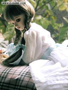 SD娃娃的故事 1