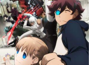 幻空之界-TV动画《血界战线&BEYOND》新PV公开 10月7日开播