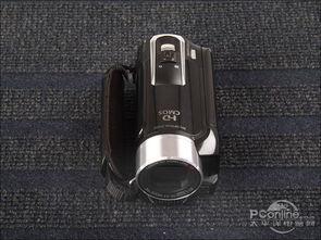 佳能HF R18正面-小型高画质入门机 佳能摄像机HFR18评测