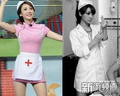 护士穿空姐制服上班 聊聊奇葩混搭的页游