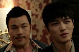 ...e》里金在中以小混混的角色形象彻底抛弃了男神的定位-韩剧 上新 ...
