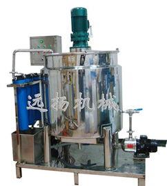 专业洗发水生产设备价格 专业洗发水生产设备型号规格