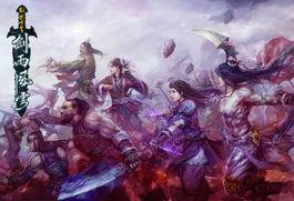 雨时剑-战斗力系统特色——强化个人战斗力,提升角色能力属性,小规模团队...