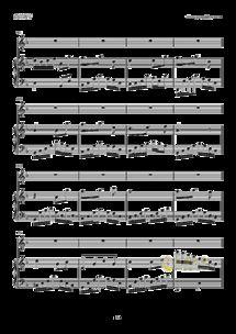 高端乐谱制作方案/钢琴谱/钢琴演奏