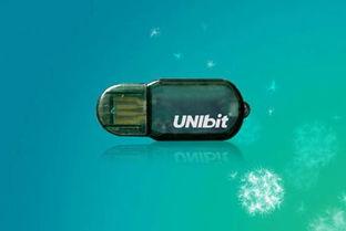 优百特超级兔子U盘-U盘也玩高新技术 优百特功能性U盘展望