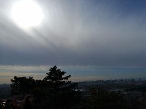 语,看着远处的天空,被落日的颜色慢慢浸染,一片辉煌,真的好美. ...