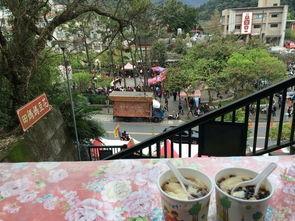 ~在山腰,要走楼梯上楼   第二次去是4月23号,那时候正处于桐花季. ...