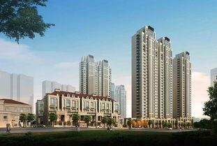 ...昌路16号将建高端住宅小区 效果图公示