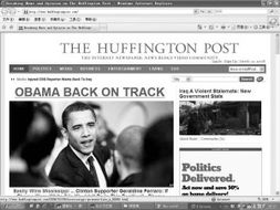huffingtonpost-千万富婆开创先河   Huffingtonpost.com创办于2005年,很快成为全美...