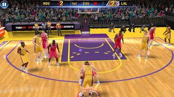 《NBA梦之队》四大游戏特色曝光