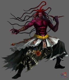 万古牧神-一个火红而妖异的少年,一个万兽之神,千万年的修炼只为一个女子—...