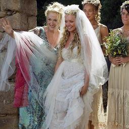婚纱的视觉盛宴 经典电影中的唯美婚纱