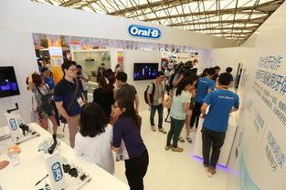 ...世界移动大会·上海展会,现场火爆-引领智能移动新生活,Oral B ...