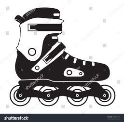 ...止滑冰宣传标语轮滑素材-禁止滑冰宣传标语