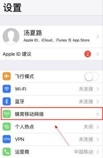 iphone7有流量并且显示4G网络,上网只能用微信和qq,百度也上不了...