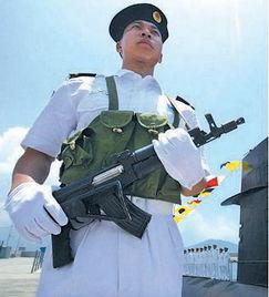 短枪之王 中国特种兵制式装备露峥嵘