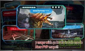 星际战争之异形入侵 安卓科幻射击游戏