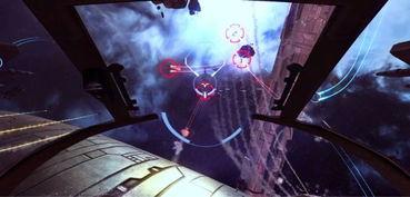 《EVE:瓦尔基里》游戏截图-EVE射击版14年登陆PC 或现身主机平台