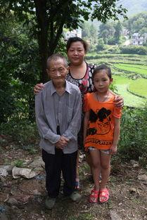 ...浙西一个偏僻的小山村——江山市上余镇塘岭一村,与那里的留守...