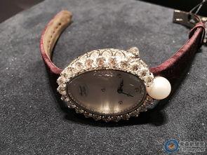...l表展 宝玑向约瑟芬皇后致敬 珍珠钻石令人倾心