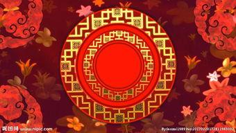 led中国风戏曲背景