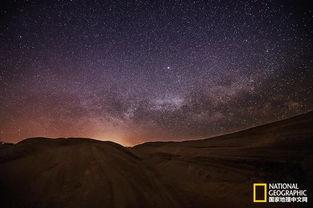 ...闪烁的星星好像黑色幕上缀着的宝石.-好久不见 满天繁星才是最理...