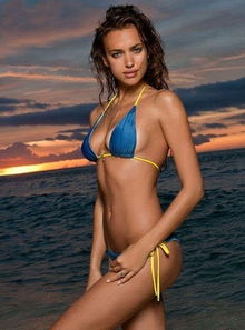 俄罗斯大胆女模特 超大胆内衣女模特这个美女是谁