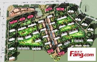 万科魅力花园MIXTOWN项目高层住宅变更方案公示
