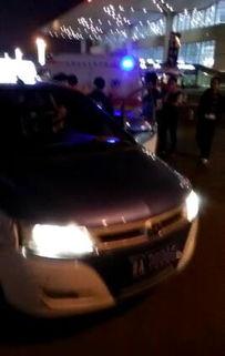 网传视频截图-太原出租车司机被电死 警方 无电击痕迹 车未漏电